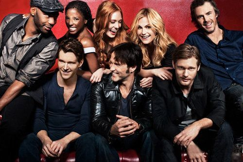 true blood season 4 photoshoot. true blood season 4 cast
