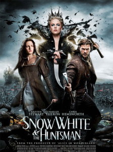 dc snow white and the huntsman