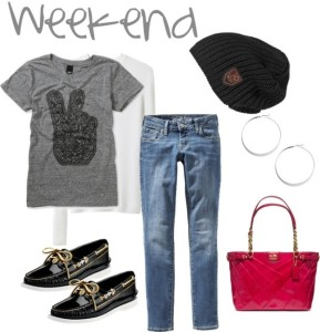 weekend wear